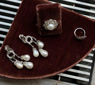 HOROVITZ TOTAH-PEARLS-AND-DIAMONDS